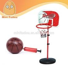 Basketball basketball set series 125-165CM highly Children Basketball Set with metal rim