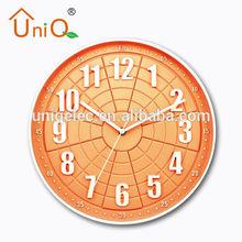 Christmas 3D battery clock movements manufacturer