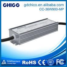 CC-36W900-MP waterproof electronic led driver,waterproof led driver ip67
