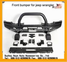 Front Bumper Guard For Jeep Wrangler JK