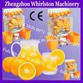 Máquina de fazer suco de laranja automática/espremido fresco suco de laranja máquina