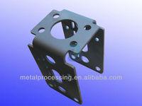 sheet metal cutting and bending part