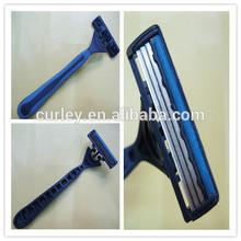 Razor factory razor supplier OEM ODM reliable exporter disposable triple blade rubber Razor