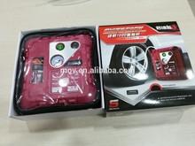 Fashionable portable tire repair system
