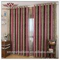 Palha weathermate broadstripe grommet- top de algodão térmica cortina painel par