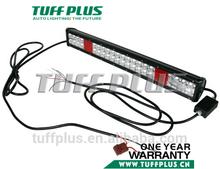 "New arrival 300W 52"" led light bar offroad led bar with Auxiliary rear lights, led driving light/led brake light/ led turn light"