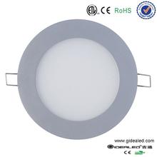 chna manufacture 12 led solar led panel lamp 12W