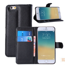High Quality Flip Stand Leather Case Cover for iPhone 6 4.7 inch