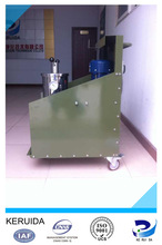 Two Stage Portable Used Oil Recycling, Cooking Oil Recycling Machine
