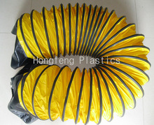 marine industry and coal mining engineering with insulated PVC flexible hose