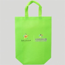 Hot Sale environmental pp non woven shopping bags for packaging