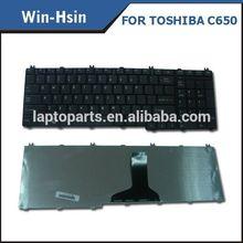 us keyboard for toshiba c650 series keyboard for sale in dubai