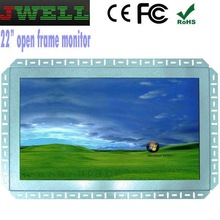 Alibaba China manufacturer 22 inch multi touch Infrared/IR touch lcd monitor usb media player for advertising