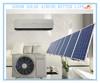 2015 new energy saving product Home Appliances 9000 BTU solar air conditioner solar air conditioner split system