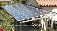 Bestsun BPS3000W grid tie solar systems High quality best price 240w polycrystalline sunpower solar panel with IEC CQC C