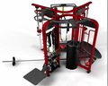 Terra ldm-08 sinergia 360/multifunções home fitness equipamentos de ginástica