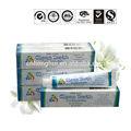 2014 multicolor para blanquear los dientes pasta de dientes de la marca con el envío cepillo de dientes