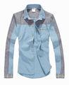 Venta al por mayor de china imágenes de camisas para hombres, mens slim fit de la camisa