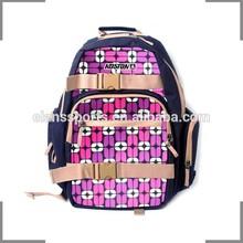 2014 KOSTON branding New pattern design skate bag backpack KB029