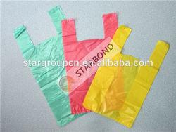 China qingdao best price Shopper plastic bags ,Plastic Grocery Store Bag