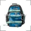 La marca koston triángulo azul diseño decorativo de deportes de ocio& skate mochila kb030