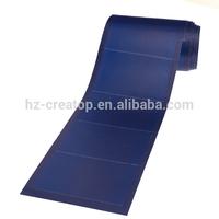 136w thin film flexible roofing solar panel