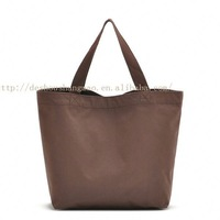 promotional foldable shopping fresh flowers nylon shopping bag
