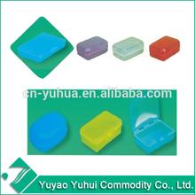SH-01 Yuyao Yuhui good PP plastic soap holder for toilet soap