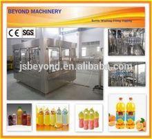 350ml PET Plastic juice Bottle Filling Machine