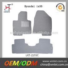 custom Grey brand Hyundai car mats ix35