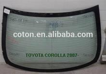 Windshield glass for Toyota Corolla 4D Sedan KE130/NZE141/NE30 07-