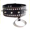 Slave collar Leather