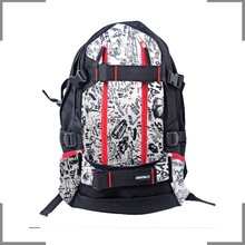 KOSTON branding Graffiti designs sports & leisure skate backpack KB035