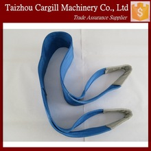 Professional Polyester Webbing Lifting Sling Factory Wholesale CE/GS Webbing Slings Color Code