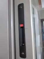45 Degree Crimpping Workmanship Aluminum Sliding Windows Double Glazing