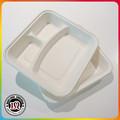 usa e getta diversi eco verde caldo dimensione microonde bagassa piatto di carta biodegradabile