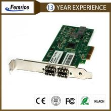 PCI Express Bus Type Gigabit Ethernet Server Application 3c smart card network phone ip camera