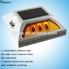 LED Solar Road Safety Ground Light