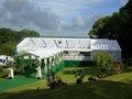 La membrana del techo de la estructura de la boda tiendas de campaña, de la boda al aire libre tiendas de campaña