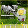 Sheep electric fence kits ,electric fence charger for portable fence