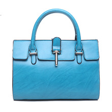 2014 The Most Popular Korean Replica Ladies Womens PU Leather Shoulder Bag Hobo Tote Handbag Wholesale