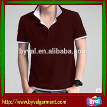 OEM new design cheap high quality mens polo tshirts