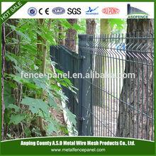 China manufacturer supply plastic garden fence panels