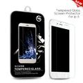 Nuevo teléfono accesorios, Teléfono celular de vidrio templado protector de la pantalla con diseño