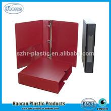 China supply PVC plastic file folder carrying case