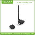 De haute qualité edup 300 2mbps haute- définition usb à carte tv wifi adaptateur usb pour iptv
