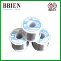 Alfa de plomo estaño de soldadura de Sn63Pb37 con 500 g carrete de embalaje