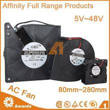 "GDT 5V 12V 24V 60x10mm 6cm 6010 2.36"" 2.5Pin Computer 12V Small Cooling Fan"
