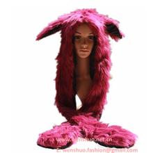 Wholesale Popular Faux Fur Animal Hats