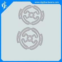 slice & light earphone metal clips earphone accessories